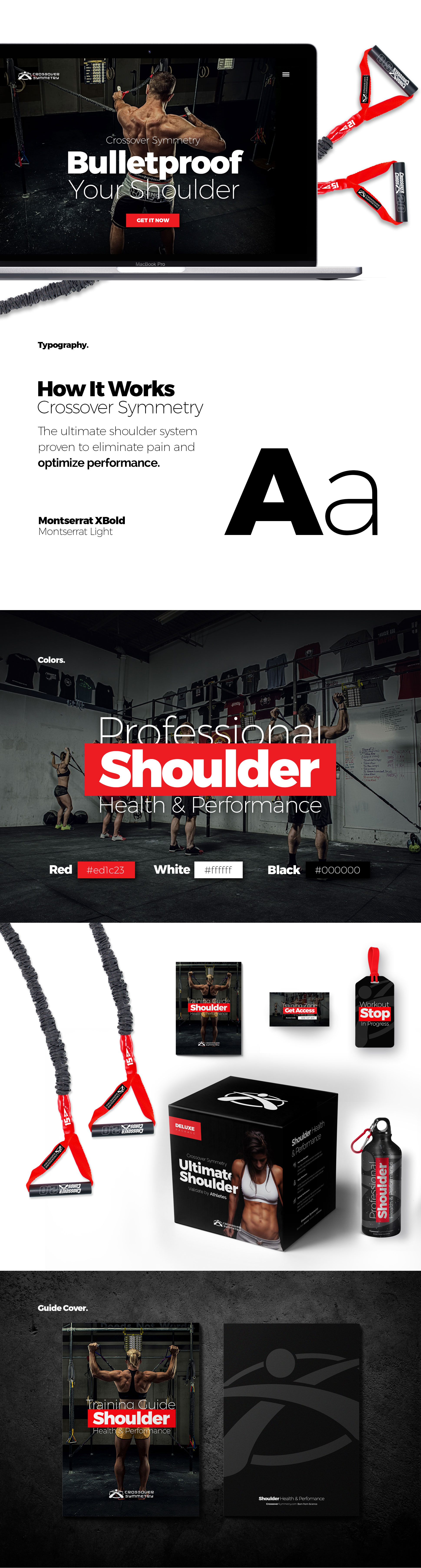 Best Fitness Web Design by Maciej Olbrycht